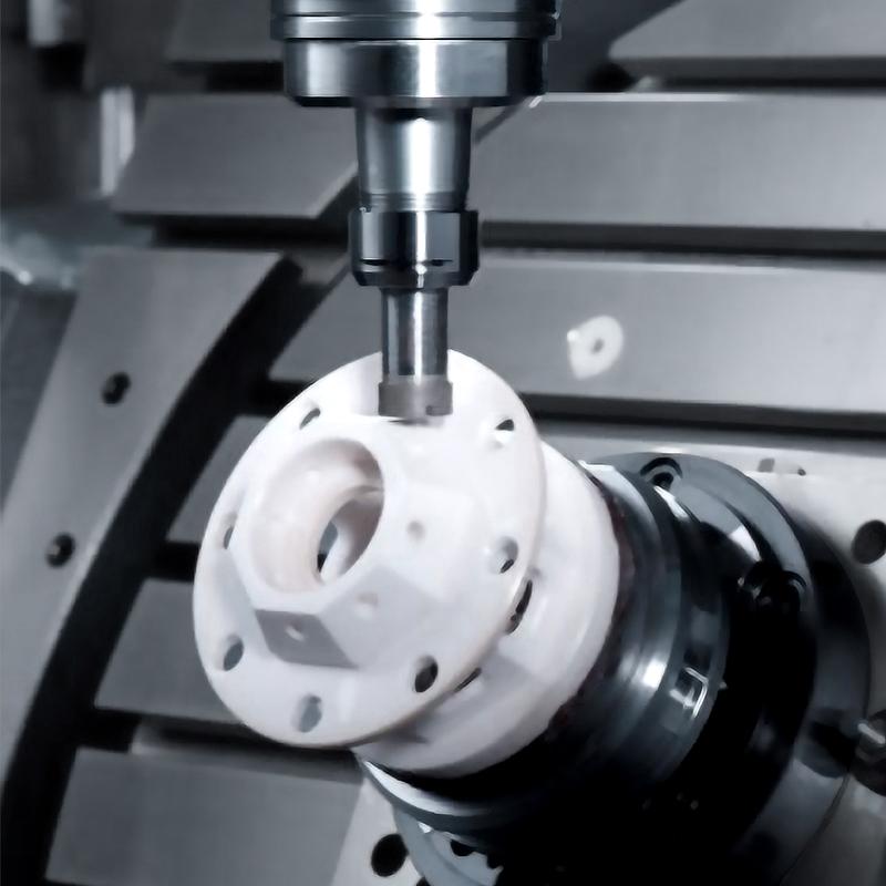 精密陶瓷零件加工技术,高束能公司提供2纳米加工解决方案